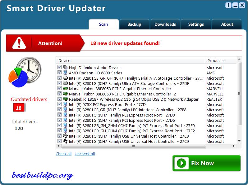 Smart driver updater ошибка или процесс